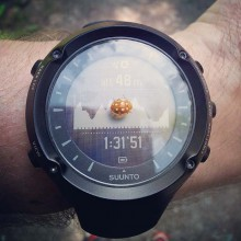 Bug on Suunto Ambit