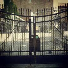 Porten till Stockholms Stadion