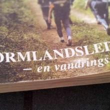 Bok: Sörmlandsleden - en vandringsguide