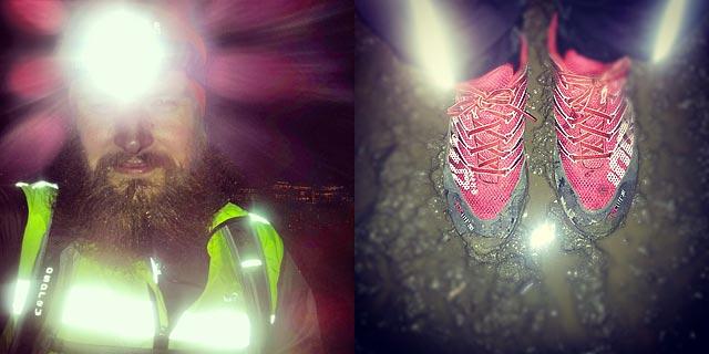 Hammarbybacken by night