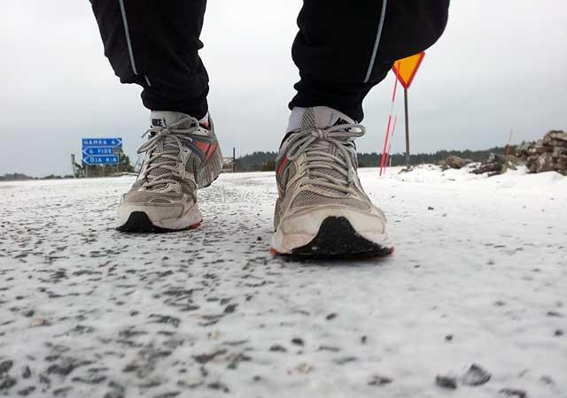 Vinterlöpning