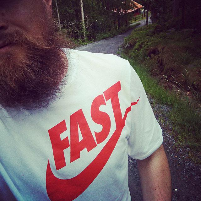 Nike Fast t-shirt