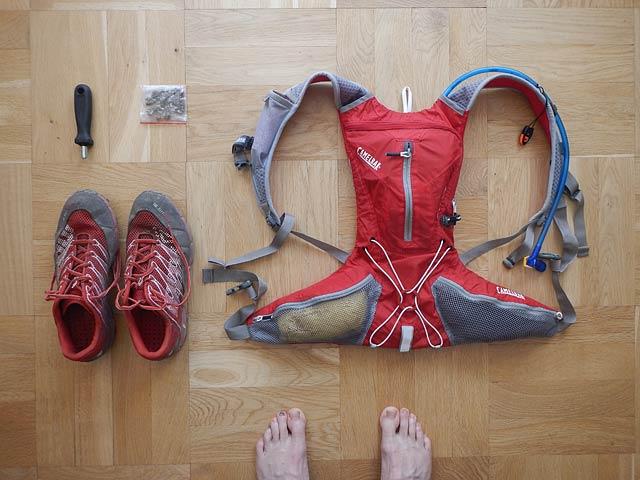 Utrustning AXA Fjällmaraton