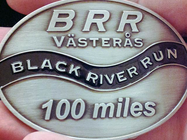 Bältesspänne: Black River Run