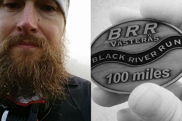 Black River Run 100 miles 2014