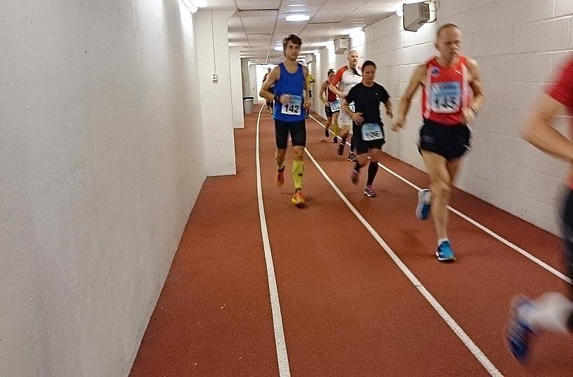 Bislett 24h Indoor Challenge