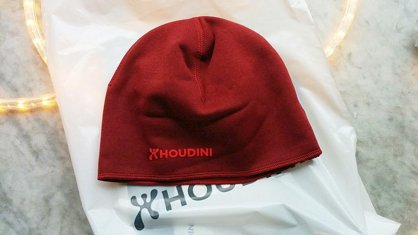 Houdini Toasty Hat Heather