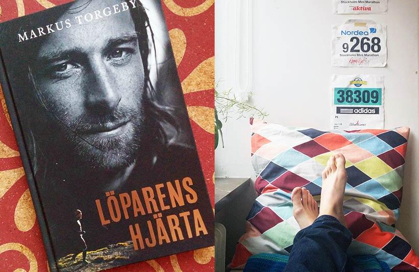 Löparens hjärta, Markus Torgeby