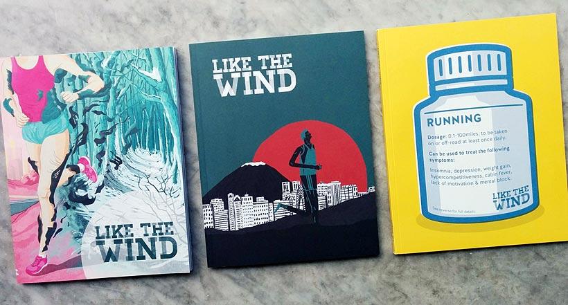 Like the Wind Magazine nr. 2-4