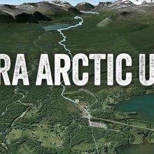 Tierra Arctic Ultra visualisering