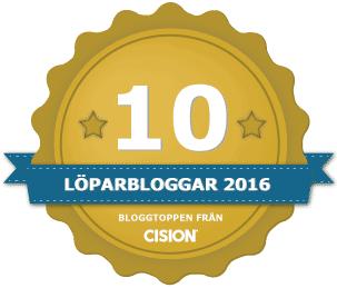 Topp 10 Löparblogg 2016
