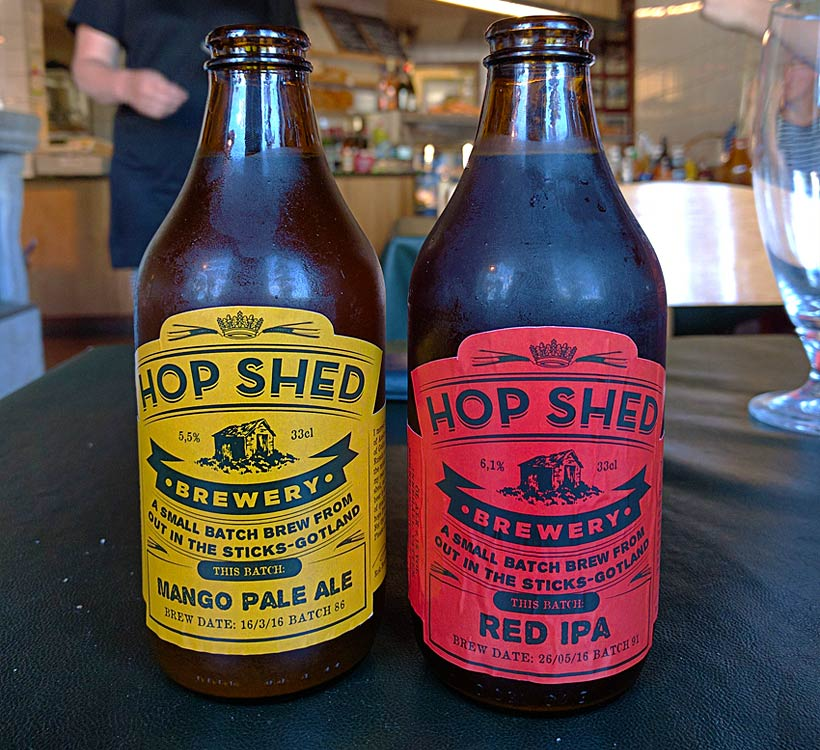 Hop Shed Brewery