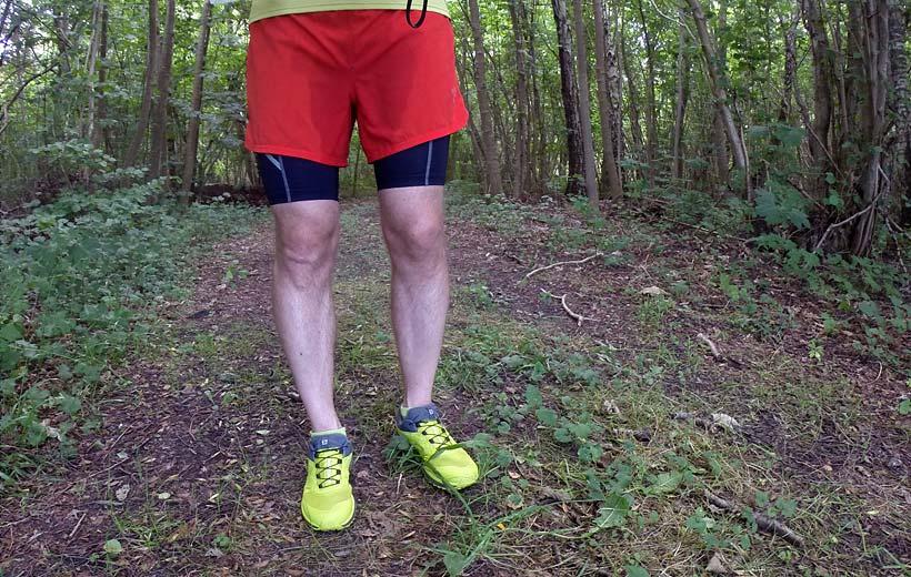 Svettiga shorts