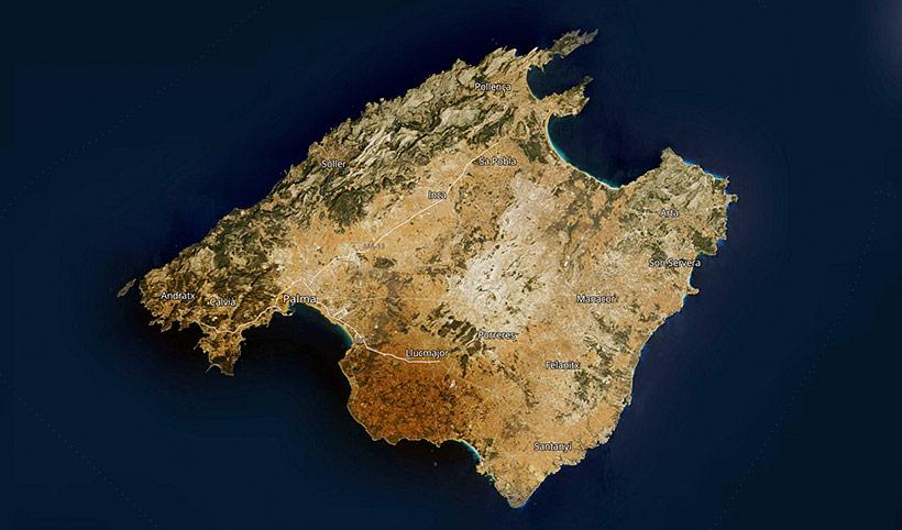 Traillöpning Mallorca