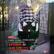 Spring, Uje, spring